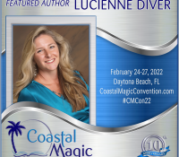 #CMCon22 Featured Author Spotlight: Lucienne Diver