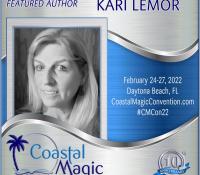 #CMCon22 Featured Author Spotlight: Kari Lemor