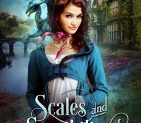 Sunday Snippet: Scales and Sensibility by Stephanie Burgis