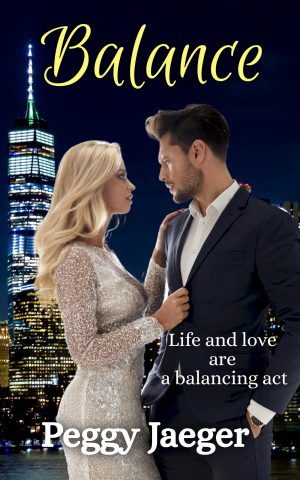 Book cover of Balance by Peggy Jaeger