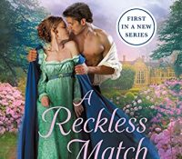 Review: A Reckless Match by Kate Bateman