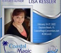 #CMCon22 Featured Author Spotlight: Lisa Kessler
